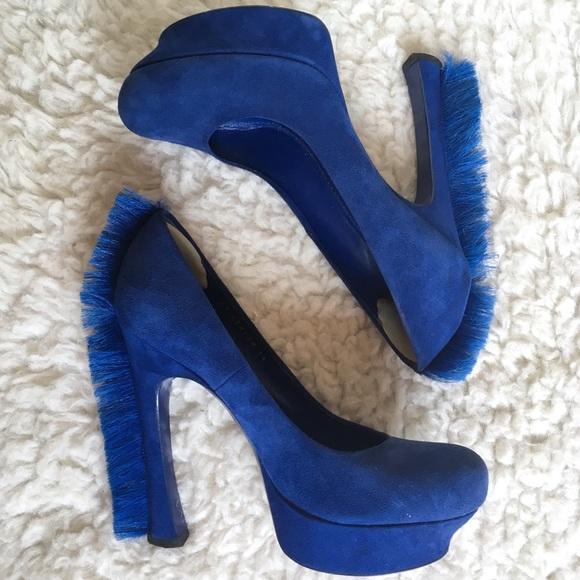 yves saint laurent shoes palais mohawk pumps poshmark rh poshmark com